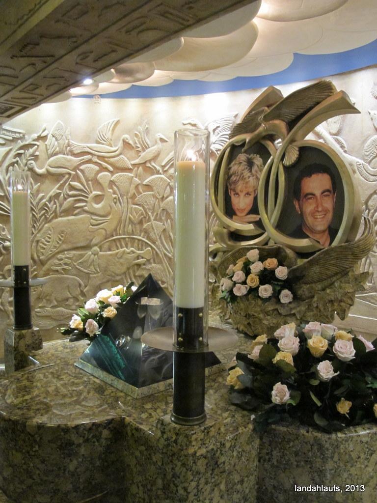 The dodi and diana memorials landahlauts tags paris memorial monumento harrods accidente ladydi