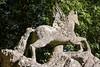 Bomarzo - Parco dei mostri: Pegaso (+2K views!!!) (El Peregrino) Tags: italy sculpture statue italia pegasus statua bomarzo scultura pegaso parcodeimostri yourcountry
