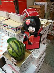 Watermelon (Le Petit King) Tags: mobile japan sapporo asia hokkaido watermelon    familytrip    2013      20130706 xiaomi2s