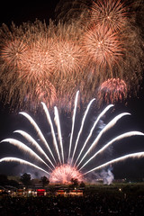 Joso fireworks Display (peaceful-jp-scenery) Tags: summer festival display fireworks sony  amount  carlzeiss starmine   dslra900 sal2470z 900  variosonnart2470mmf28za