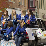 """<b>Homecoming Parade</b><br/> Photo By: Hanna Jensen<a href=""""http://farm8.static.flickr.com/7349/10141345613_4514665515_o.jpg"""" title=""""High res"""">∝</a>"""