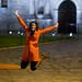Deya Jumping at The Alamo