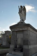 Brinker (paigepixel) Tags: cemetery graveyard neworleans nola brinker lakelawnmetairiecemetery lakelawnmetairie paigepixel