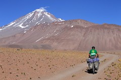 Cycling to Llullaillaco (Pikes On Bikes) Tags: argentina cycling 9 climbing biking andes volcanoes salta puna llullaillaco