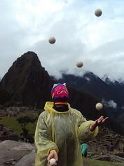 Machu Picchu... (Mauco al Agua) Tags: machu picchu malabarismo mauco