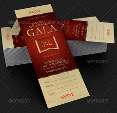 Pastor Anniversary Gala Ticket Template (godserv) Tags: christmas red church dinner ball tickets corporate gold dance concert anniversary jubilee formal ticket appreciation celebration event valentines banquet elegant independence paisley pastor blacktie gala template classy officeparty numberandperf