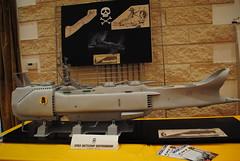 Modellismo (TAPS91) Tags: mostra space mais fantasy battleship rosso sagra fantascienza 2 4 astronautica banchette deathshadow