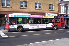 04 09212007 Ottawa, Ontario Canada ©Ian A. McCord (ocrr4204) Tags: ontario canada bus kodak ottawa transport transportation transit pointandshoot masstransit mccord autobus octranspo z740 transitbus ianmccord ianamccord