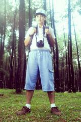 Selfportrait (zakifariz) Tags: boy portrait selfportrait snow boys forest portraits canon indonesia fuji bokeh fujifilm sma sentul x100 strobist bokehlicious 1100d cabut gunungpancar fujix100 fujixseries vision:people=099 vision:face=099 vision:text=0651 vision:outdoor=0955 cabutsekolah