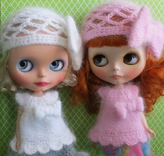 Libby and Daisy