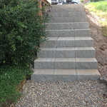 """Greenhaven Landscapes Inc., staircase, outdoor stairs, landscape, landscaping <a style=""""margin-left:10px; font-size:0.8em;"""" href=""""http://www.flickr.com/photos/117326093@N05/12823994115/"""" target=""""_blank"""">@flickr</a>"""