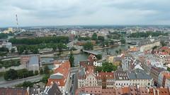 Uitzicht Wroclaw