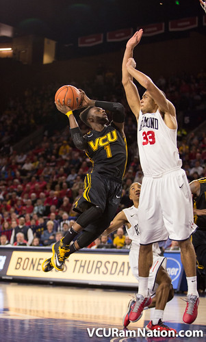 VCU vs. UR