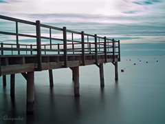 Olympus Photo of the Day: March 14, 2014 (olympussocialpr) Tags: water photography jose olympus boardwalk antonio bluff jetti e520
