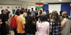 Celebración del Nowruz, el año nuevo iraní