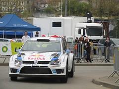 VW Polo R WRC - S.Ogier/J.Ingrassia (RuiMoreira46) Tags: volkswagen rally r wrc sprint polo 2014 fafe ogier worldcars ingrassia