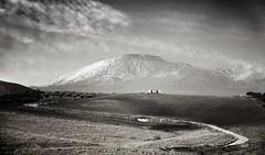 My big love Etna - BW (nicol parasole) Tags: travel sun colors landscape volcano pentax views sicily etna da18135 nicopara71 nphotography k5iis nicolparasole