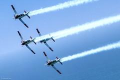 IMG_7068 (xnir) Tags: happy israel telaviv team day force aviation air tel aviv independence t6 aerobatic nir 66th texanii benyosef xnir  idfaf