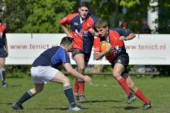 E4L05470 Amstelveen ARC v Cranleigh RFC (KevinScott.Org) Tags: england amsterdam rugby arc rc amstelveen 2014 kevinscott kevinscottorg cranleighrfc