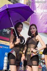 The 61st Macau Grand Prix (F.SF) Tags: girl promotion race asian grid model asia grand pit casino prix queens gaming macau circuit macao guia  suncity 2014 gridgirl racequeens macaugrandprix pitgirl  suncitygroup