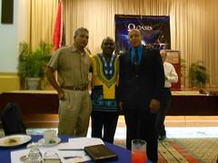 Kwame Payne, Peter Kelly and Ramish Rampersad (Kwame Payne) Tags: oasis trinidadandtobago peterkelly oshillman kwamepayne ramishtiwari ramishrampersad