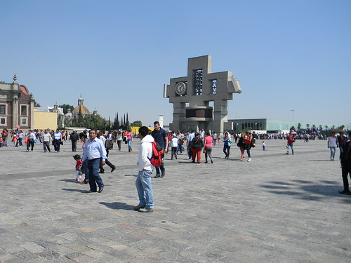 Villa de Guadalupe - Mexiko City (.mx)