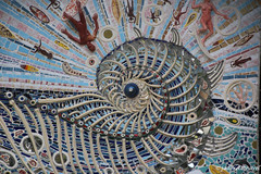 Scotts Head mosaic (J'Adoretotravel) Tags: art mosaic nsw seashell beachart scottshead seashellart taylorbeach northcoastbeaches jadoretotravel scottsheadbeaches