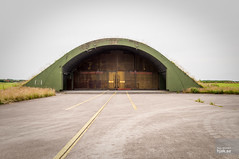 2. Squadron hardened aircraft shelter No. 6 (hjakse) Tags: germany deutschland tornado tyskland nato coldwar egmont tarp schleswigholstein airbase navalairstation bundeswehr brd starfighter marineflieger mfg2 bundesmarine f104g eggebek marinefliegergeschwader