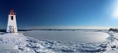 Parc Inch Arran Park (deplour) Tags: park winter ice beach rocks hiver plage parc rochers glace dalhousie bonami incharran