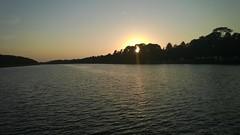 Abendstimmung in Sehestedt (stier62) Tags: sonnenuntergang sundown nordostseekanal sehestedt