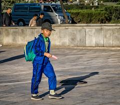 Pyongyang Street Style For Boys (Baron Reznik) Tags: boy portrait face hat fashion horizontal kid model child candid streetphotography korea puto everydaylife northkorea sodo flatland  pyongyang chosun changan dprk  colorimage ryugyong      democraticpeoplesrepublicofkorea     canon1785mmf456is  chosnminjujuiinminkonghwaguk kisong   ryugyng pyeongyangjikhalsi hwangsong rakrang sgyong hogyong capitolofwillows pyngyangchikhalsi