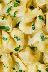 Creamy Asiago Cheese Garlic Tortellini (JuliasAlbum.com) Tags: cheese dinner pasta asiago tortellini