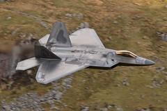 F-22 (Paul Rowbotham) Tags: aircraft jet raptor f22 airforce usaf f22a