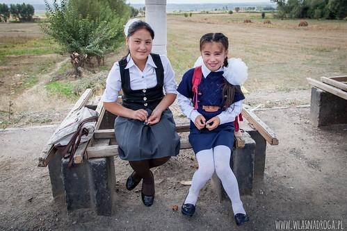 Kirgistan. Wrzesień 2015