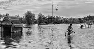 Elabuga. Flood / Елабуга. Разлив