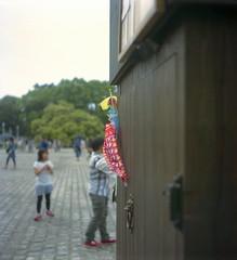 A WIND OF AROMA (Dinasty_Oomae) Tags: street tokyo outdoor  zeissikon minatoku guesthouse        stateguesthouse motoakasaka supersix    carppenant