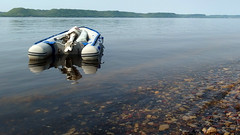 Raft Rest (DewCon) Tags: lakepepin