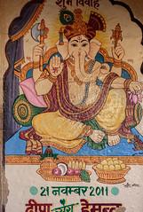 Zoltan Papdi 2015-1987 (Papdi Zoltan Silvester) Tags: portrait india statue ganesh figure pushkar rajasthan dieu inde adoration lphant idole