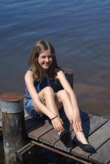 DSC02964 (Daniel Pfulg) Tags: girls chiara anina zugersee 2016