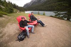 Twin Lakes (Zac Staffiere) Tags: rockies jasper hiking roadtrip alberta banff peyto