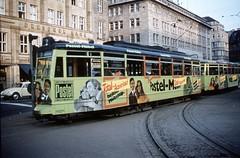 Tram Hamburg (tramronald) Tags: postel werbung tram hamburg