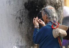 The hand gesture (mudra), Tibet 2015 (reurinkjan) Tags: lhasa tar mudra 2015 tibetautonomousregion lingkhor healingrocks tsang  tibetanplateaubtogang tibet lhasacounty tibetancustomtraditionbodlugs tibetanbpa tibetanpeoplebmi bmbang thewildfolksoftibetbsin tibetanpeoplebrik janreurink  lingkoroutercircumambulationroadinlhasaglingbskor handgesturechakgya