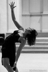 Emotion... (dgwphotography) Tags: blackandwhite blackwhite dance stmarkschurch nikond600 70200mmf28gvrii