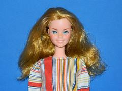 Barbie European Standard exclusive Canadian - German (1982) in Barbie Best Buy #2777 (1979) - close up (Nexira) Tags: 1982 european barbie canadian best german buy standard 1979 exclusive 2777