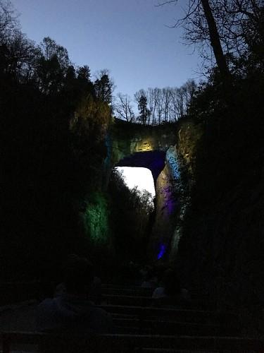 Natural Bridge spring 2016