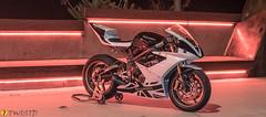 _LG12475 (LGpics (Twist'd)) Tags: motorbike motorcycle daytona 675