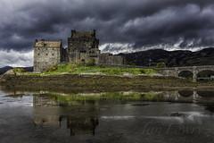 Eileen Donan castle in Scotland (Ian Lewry Photographer) Tags: scotland eileen donan