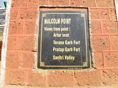 Malcolm Point (@J7) Tags: lake maharashtra mahabaleshwar panchgani hillstation westernghats satara sahyadri dhom parsipoint maharashtrahillstation