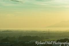 Malacca sunrise (Richard Hall Photos) Tags: mist sunrise malaysia malacca