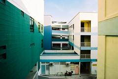 Season Parking Only (OzGFK) Tags: asia singapore street streetphotography film analog nikon nikkor lomography800 jurongeast hdb